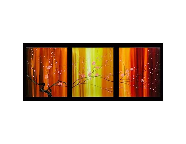 Obrazový set – Přechod barev