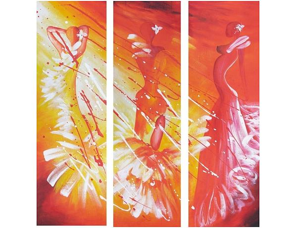 Obrazový set – Tanečnice