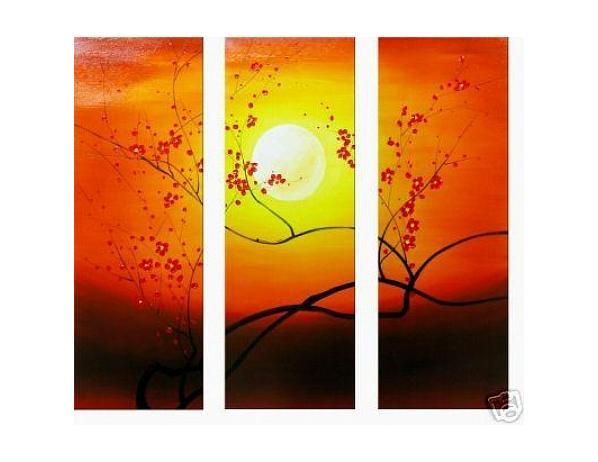 Obrazový set – Východ slunce