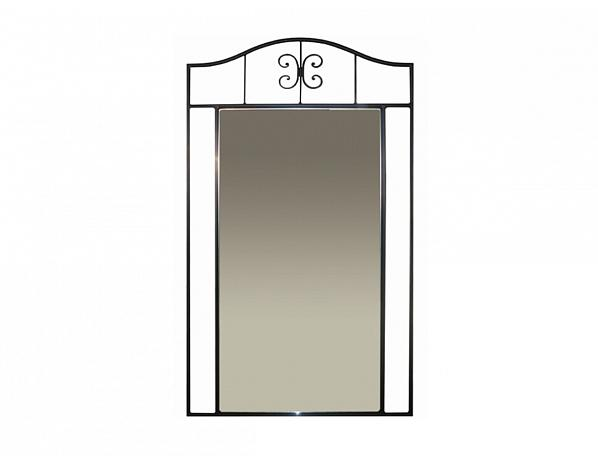 Zrcadlo s kovovým rámem ELBA 0817