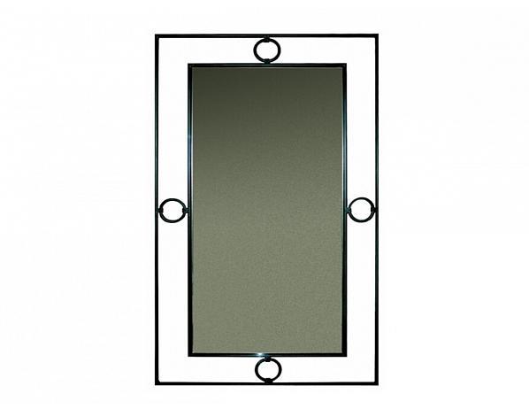 Zrcadlo s kovovým rámem STROMBOLI 0812