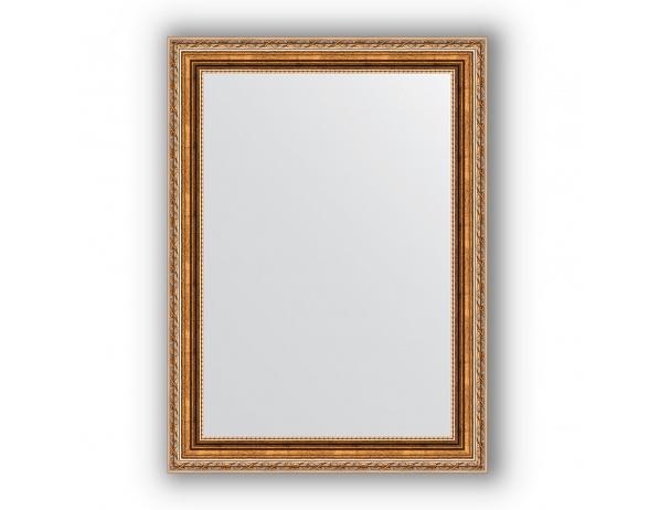 Zrcadlo v rámu, bronzový versailleský ornament