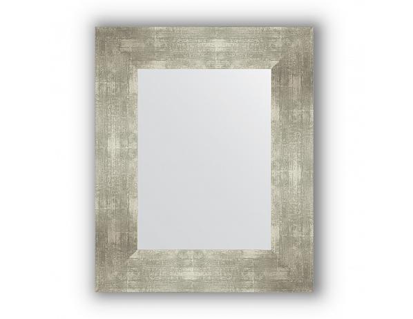 Zrcadlo v rámu, hliník 90 mm