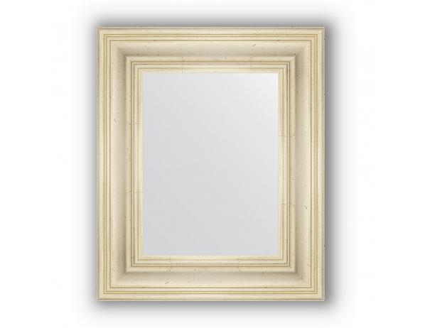 Zrcadlo v rámu, leptané stříbro