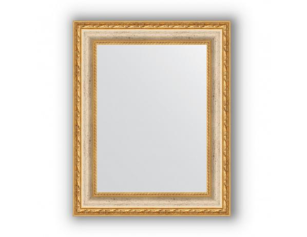 Zrcadlo v rámu, versailleský ornament s krakeláží