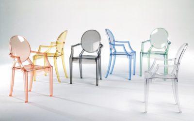 Barevnost a osobitý design: i plast může být kvalitní