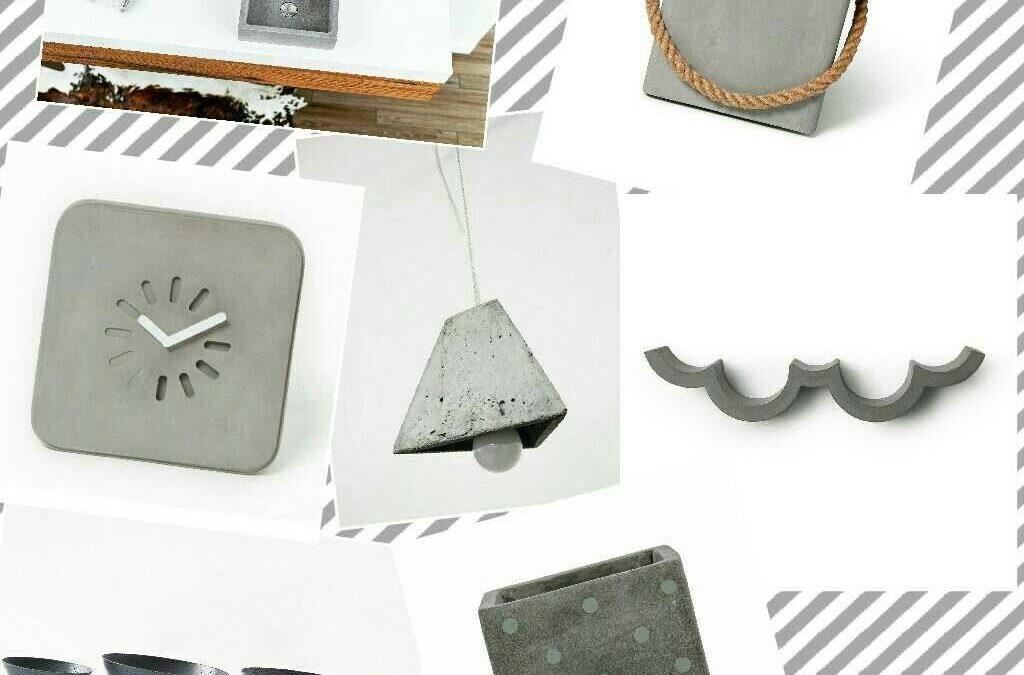 7 výrobků z betonu, které vám zaručeně nesmí uniknout
