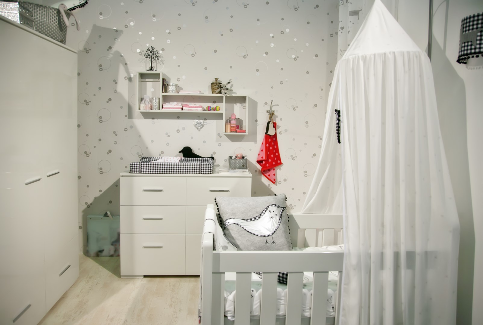 Pokojík pro novorozence