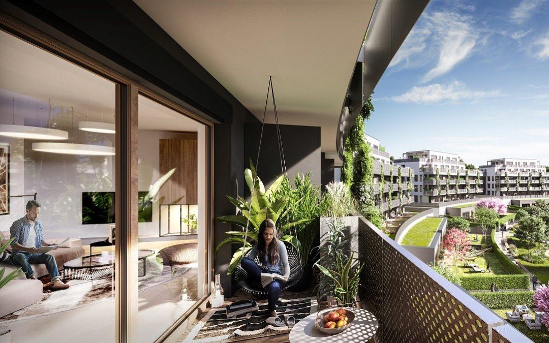 UBM začíná předprodej první stovky bytů v projektu Arcus City ve Stodůlkách
