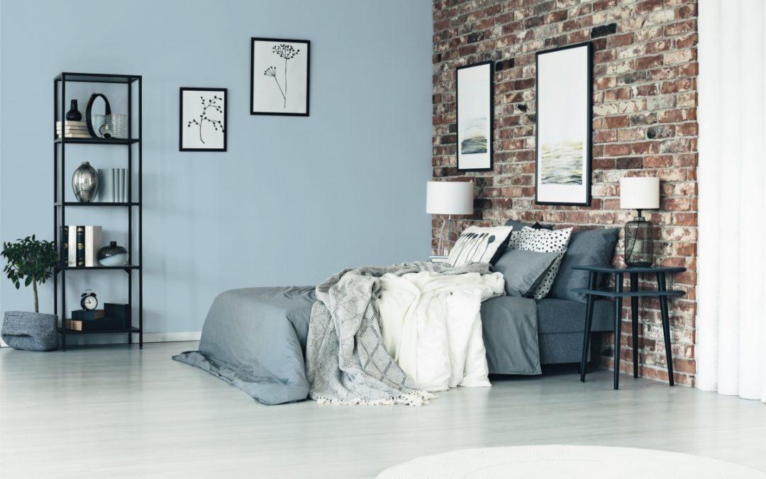 I jemné pastelové stěny mohou zůstat dokonale čisté