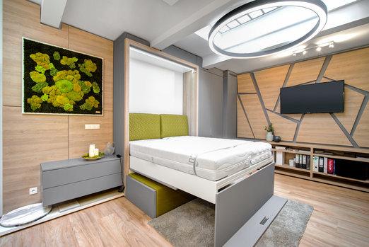 Vyzkoušeno: i na 27 m² se dá komfortně žít